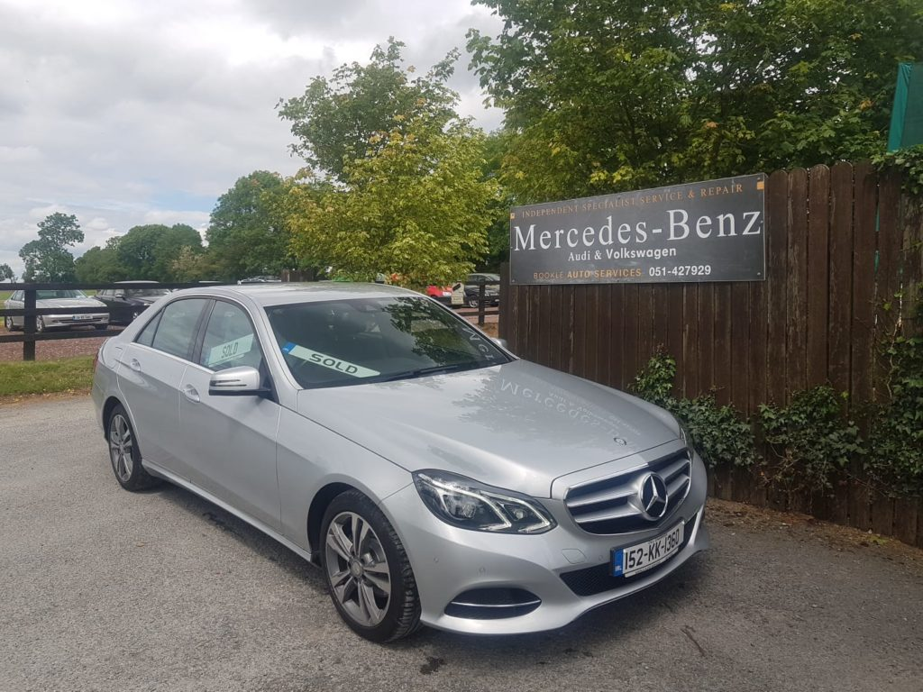 Mercedes Benz Parking Sensors Fault ✓ The Mercedes Benz
